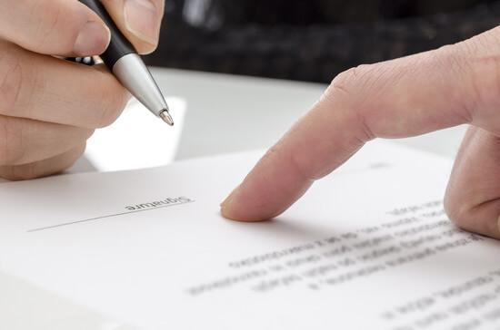 הכנת הסכם גירושין