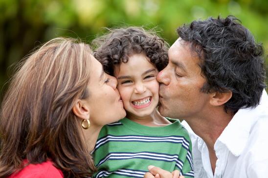 משמורת משותפת - אחריות הורית משותפת